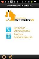 Screenshot of Cerrajeros 24h