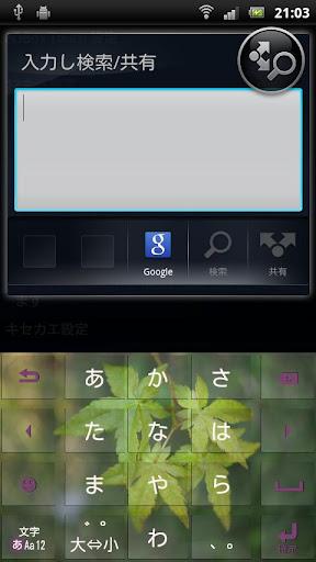 POBox4.1用のスキンβ~楓~