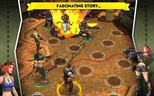 AntiSquad Tactics - screenshot