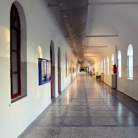 Kışla by Hüseyin Efe - Buildings & Architecture Other Interior ( yıldız teknik, üniversite, türkiye, merter, istanbul, davutpaşa )