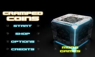 Screenshot of Cramped Coins
