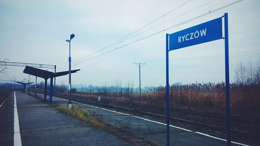Ryczów PKP Train Station