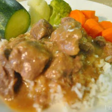 Crock Pot Apricot Lamb