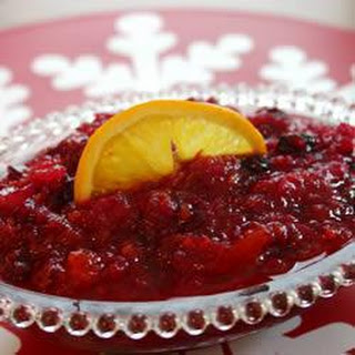 Orange Cranberry Sauce With Brandy Recipes