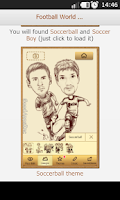 Screenshot of MomentCam Football MagicCamera