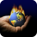 Global Warming Glossary icon