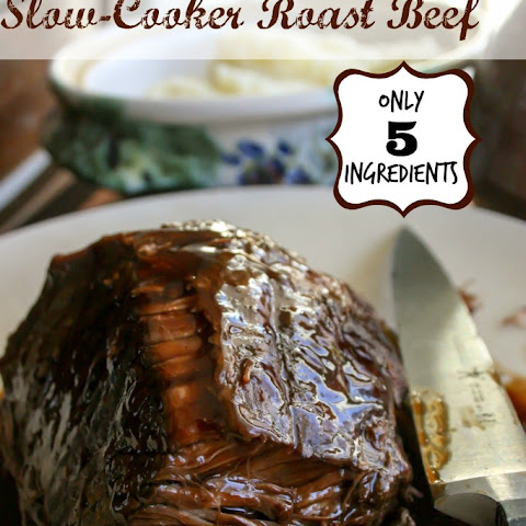 Slow-Cooker Roast Beef