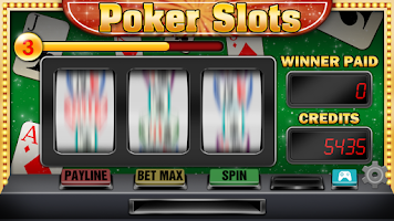 Screenshot of Super Poker Slots