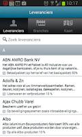 Screenshot of Discount PV Radboud members