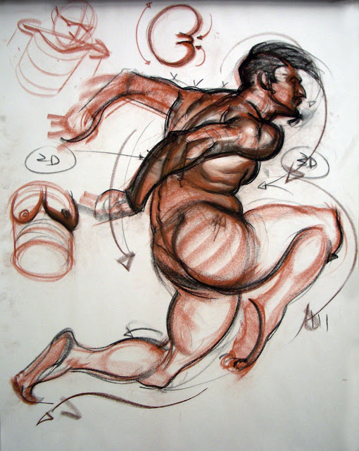 Charles Hu Figure Drawing Lecture*updated 4/21/2011*