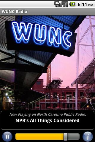 WUNC North Carolina