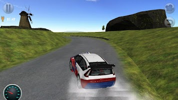 Screenshot of World Rally Racing