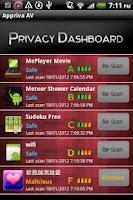 Screenshot of Antivirus for Android