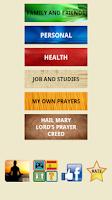Screenshot of Pray and give thanks
