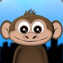 Monkey Live Wallpaper icon