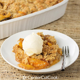Peach Crisp With Fresh Peaches Recipes