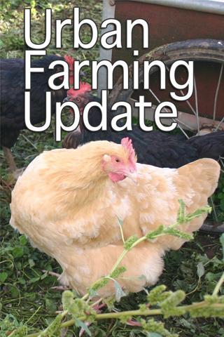Urban Farming Update