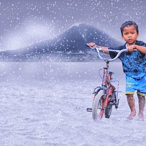 Anak Goerky by Joey Bangun - Digital Art Things