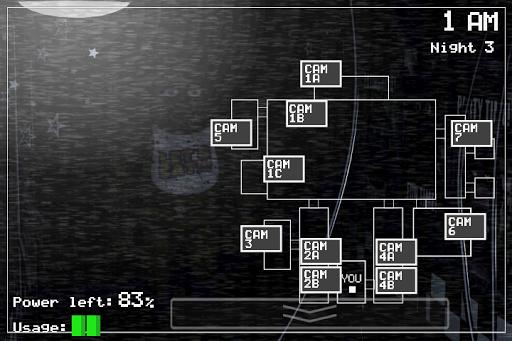 Five Nights at Freddys - screenshot