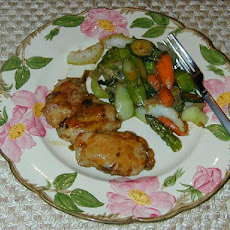 Marinated Jamaican Chicken