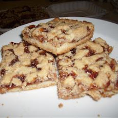 Berry Crumb Bars