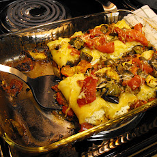 Vegetarian Lasagna for Veggie Haters