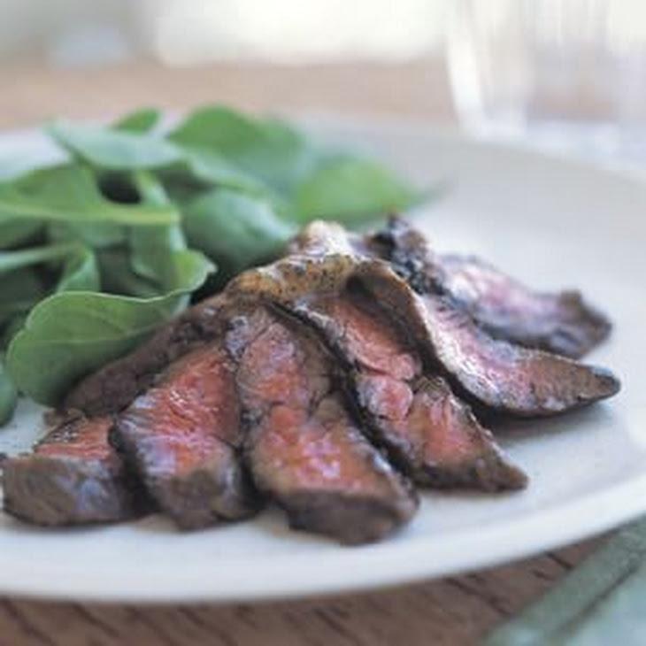Tequila-Marinated Skirt Steak (California Chili Powder) Recipe ...