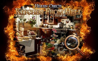 Screenshot of Hidden Objects: Hell's Kitchen