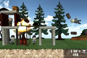 Screenshot of Angry World War 2 FREE
