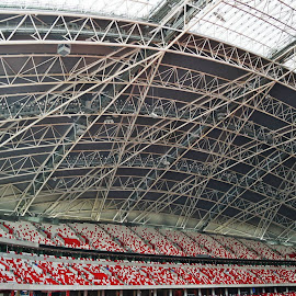 Stadium by Koh Chip Whye - Buildings & Architecture Other Interior (  )