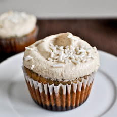 Brownie Banana Bread Cupcakes