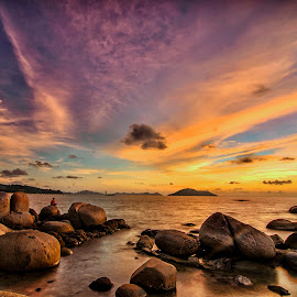 *** by Low Jian Shien - Landscapes Sunsets & Sunrises ( sunset, seascape )