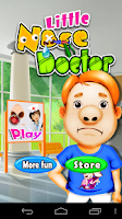 Screenshot of Little Nose Doctor