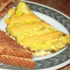 Three Egg Omelet