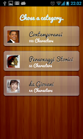 Screenshot of Il Quiz dei personaggi famosi
