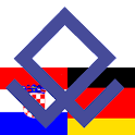 Croatian German Dictionary icon