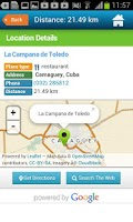 Screenshot of Cuba & Havana Guide