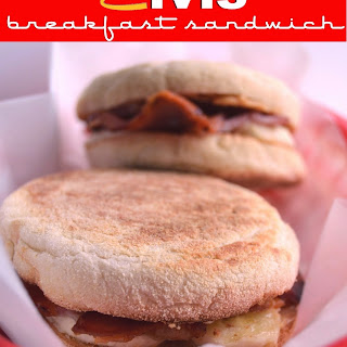 Breakfast Sandwich Without Eggs Recipes