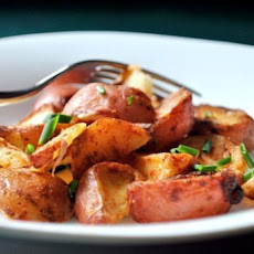 Awesome Pan Fried Potatoes