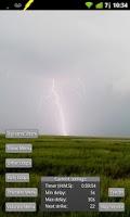 Screenshot of Storm Generator