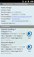 Screenshot of RouteOne App