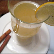 Hot Lemonade With Rum