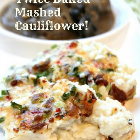Mashed Cauliflower Recipe With Cheese And Dill Recipes — Dishmaps
