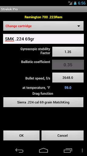 Strelok Pro - screenshot