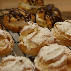 Persian Cream Puffs (Noon'e Chamei)