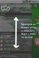Screenshot of Hinchada Atletico Nacional