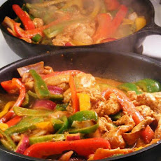 Kelly's Chicken Fajitas