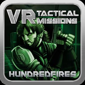 Cover art VR Tactic Mission HundredFires