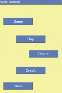 Game_Shopping - screenshot