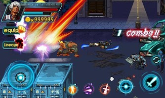 Screenshot of War Hero:crazy shooter Free